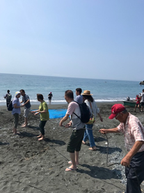 南関東(西東京)支部会 「夏のレクリエーション」